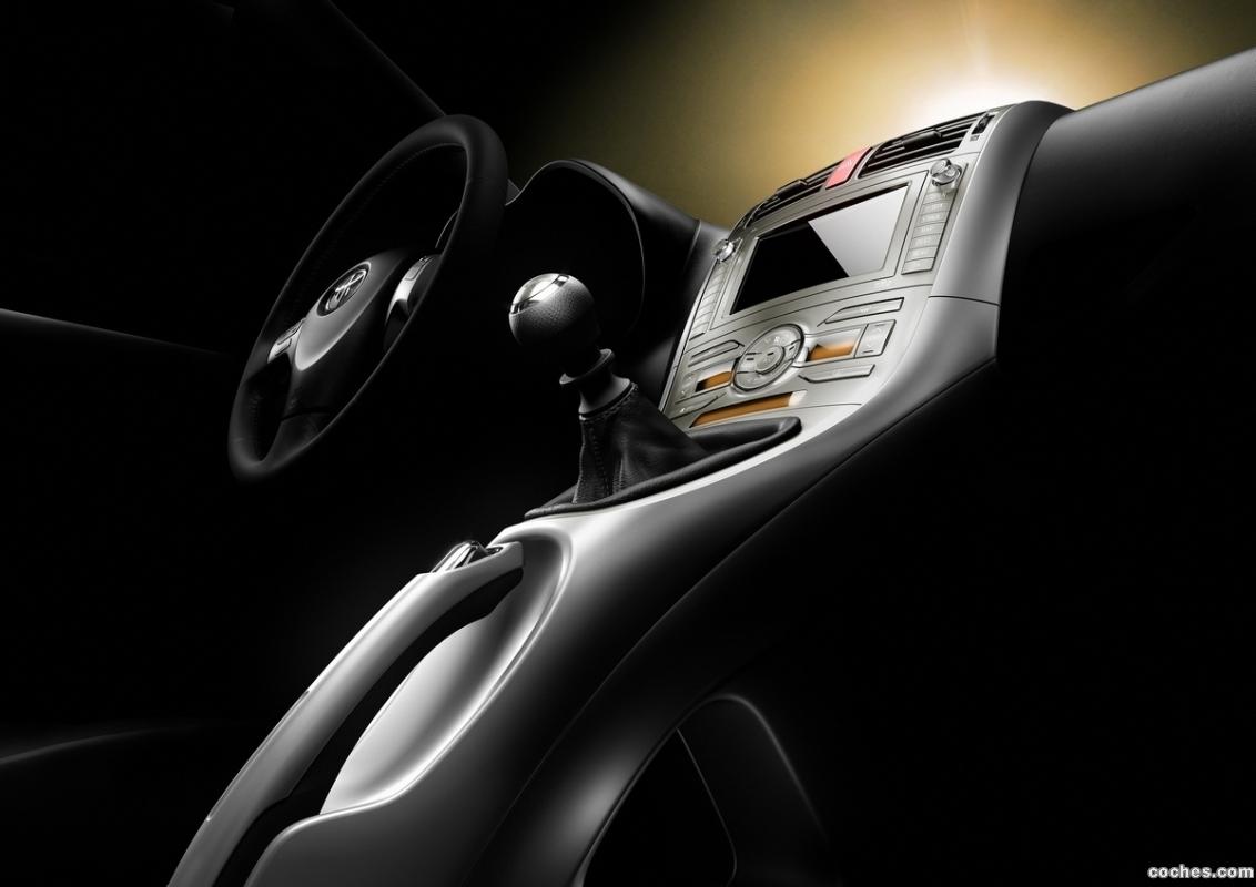 Foto 33 de Toyota Auris 2006