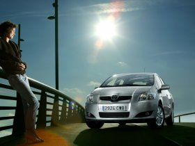 Ver foto 10 de Toyota Auris 2006