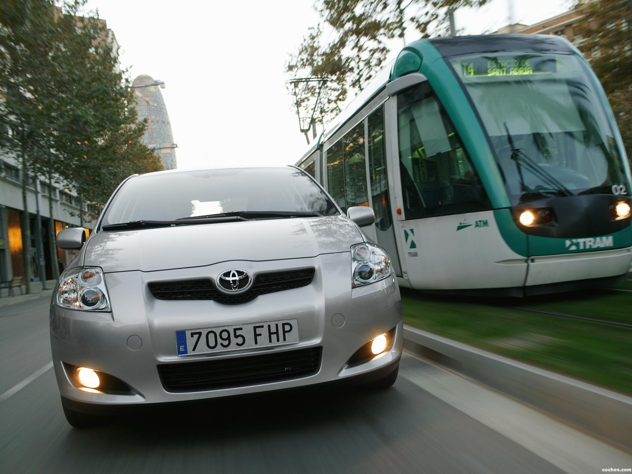 Foto 13 de Toyota Auris 2006
