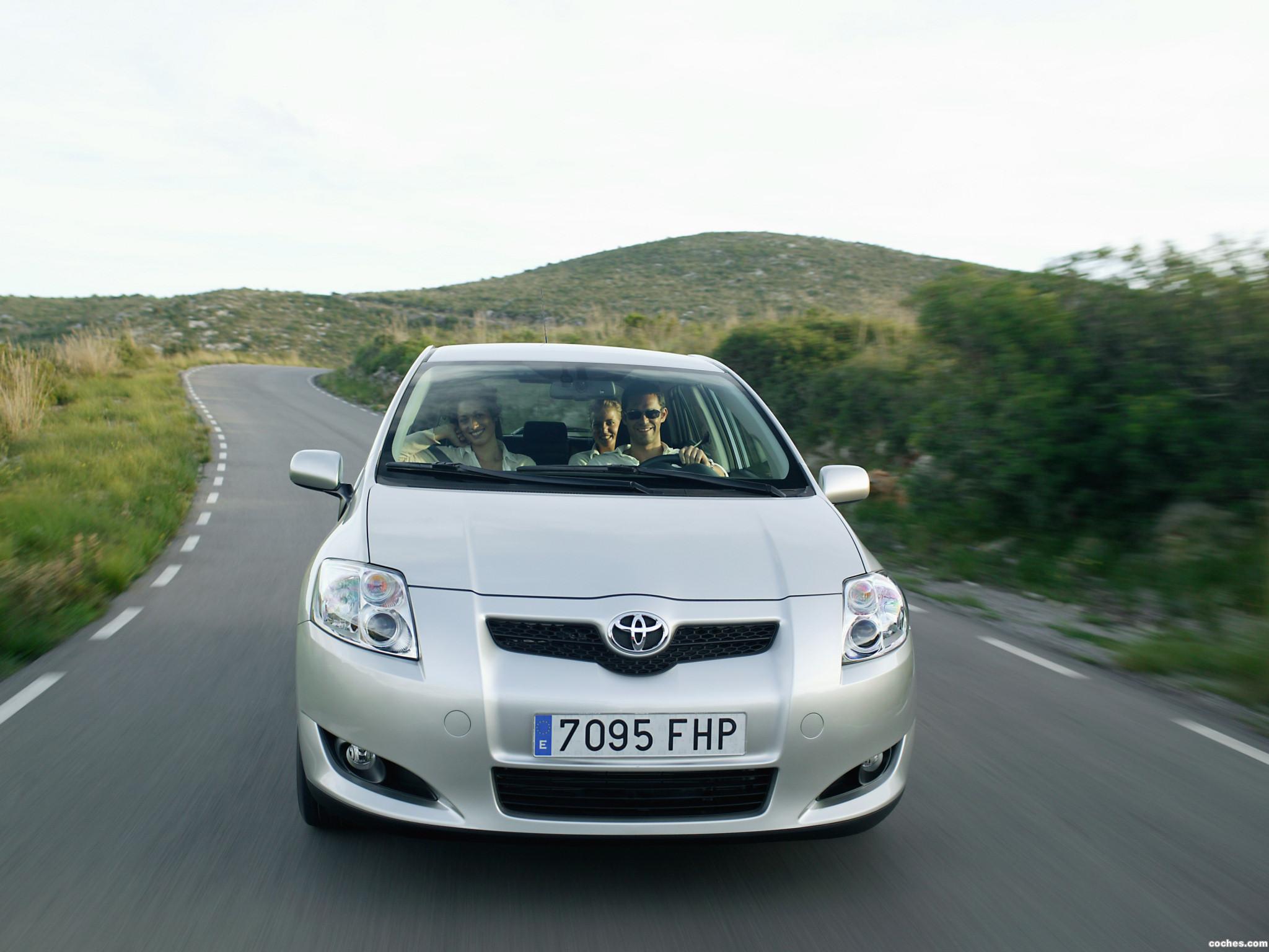 Foto 11 de Toyota Auris 2006