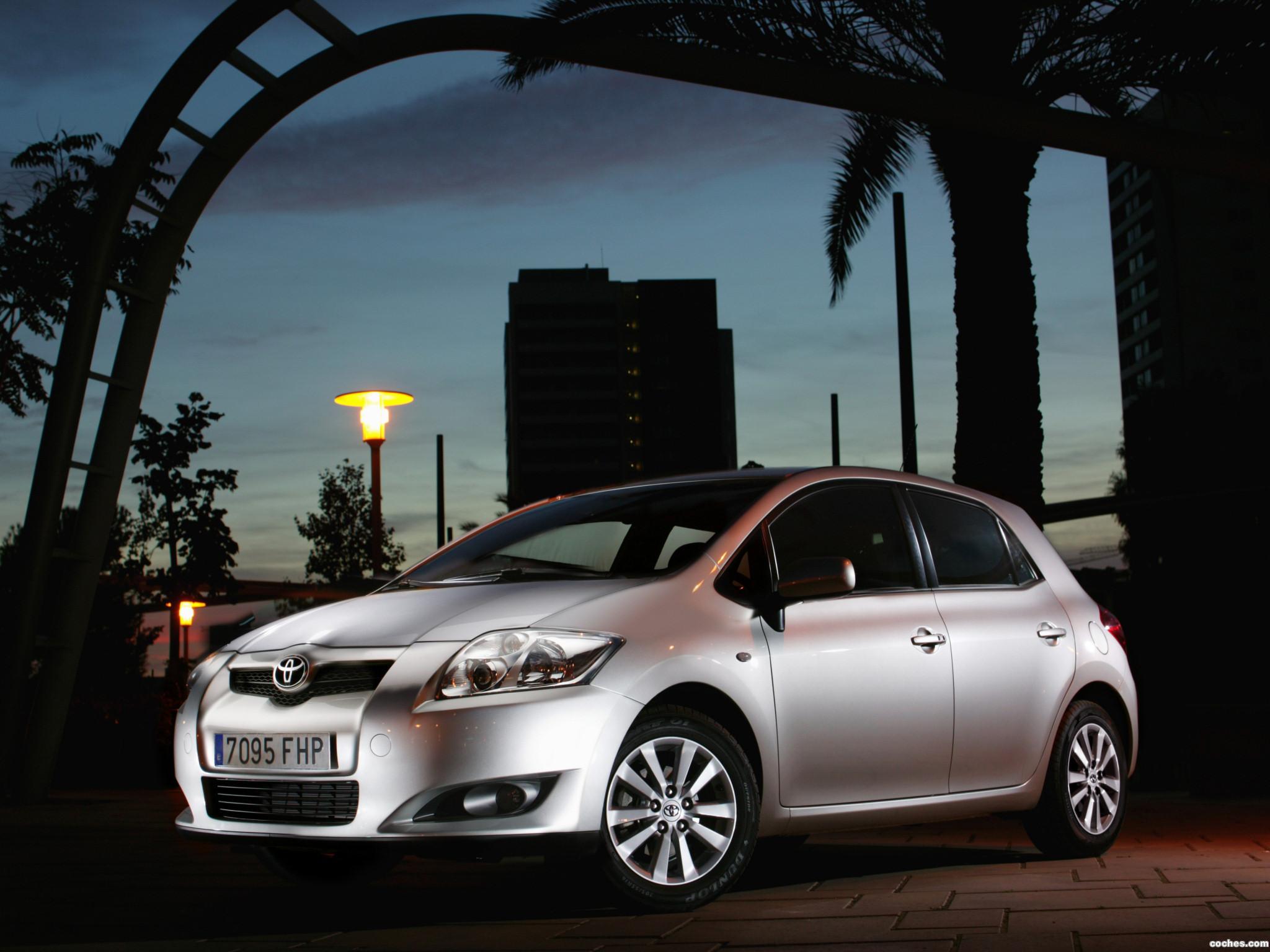 Foto 10 de Toyota Auris 2006