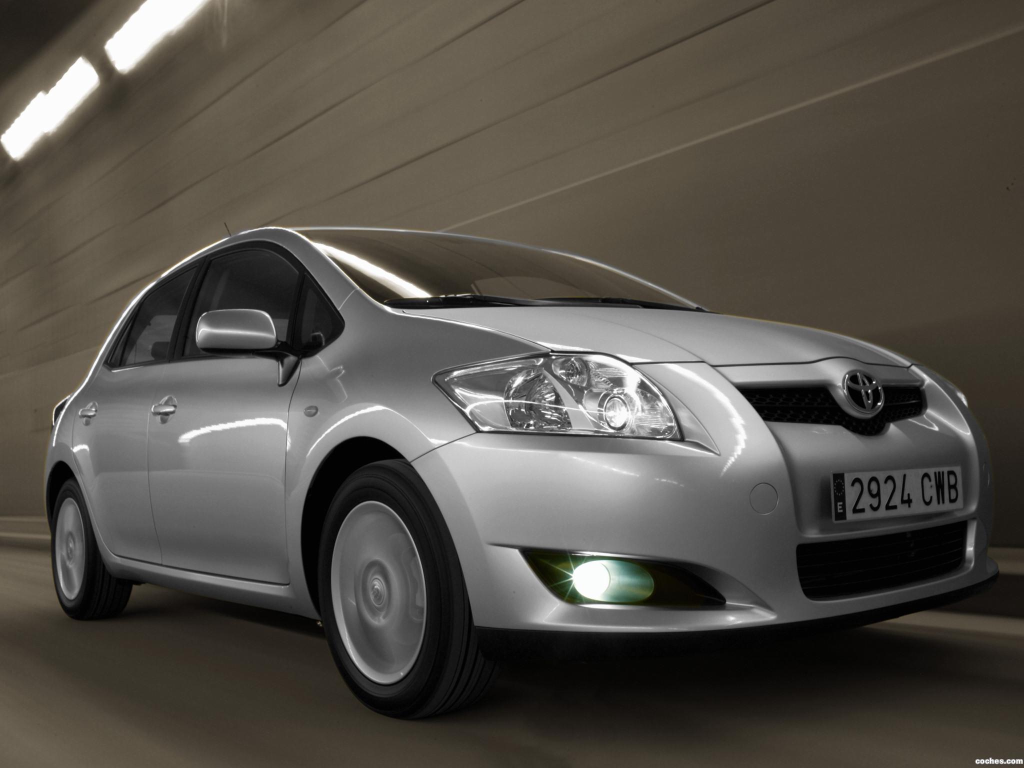 Foto 6 de Toyota Auris 2006