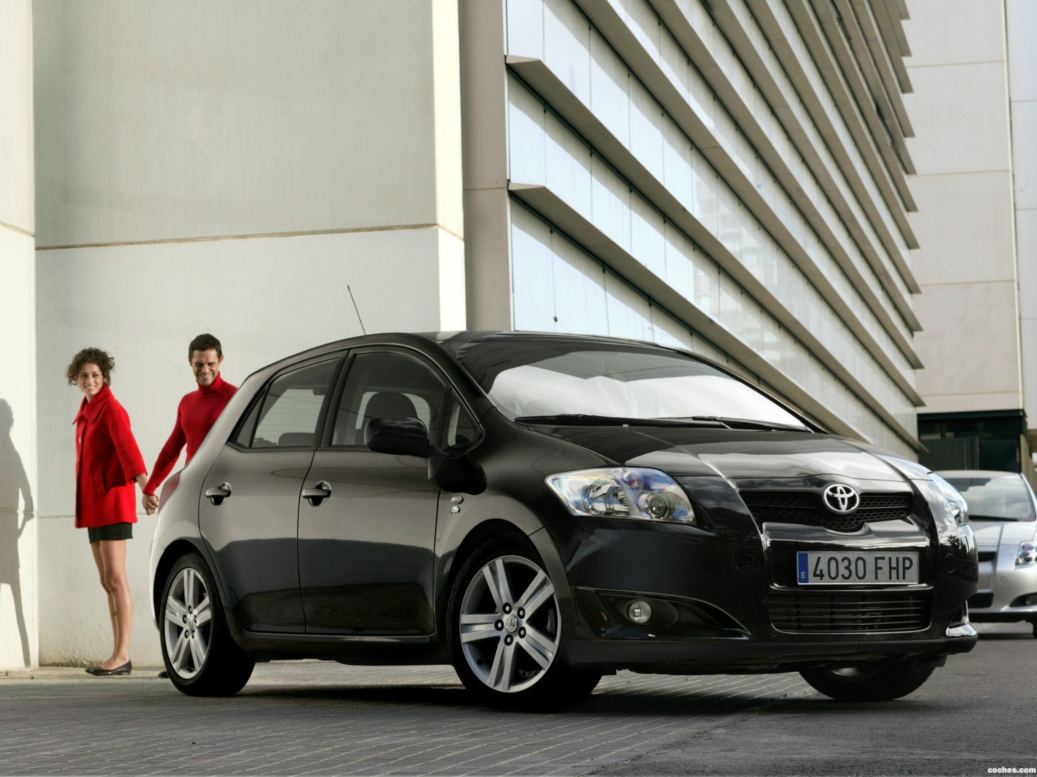 Foto 18 de Toyota Auris 2006