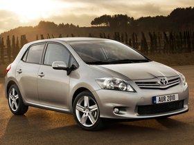 Ver foto 1 de Toyota Auris 5 puertas 2010