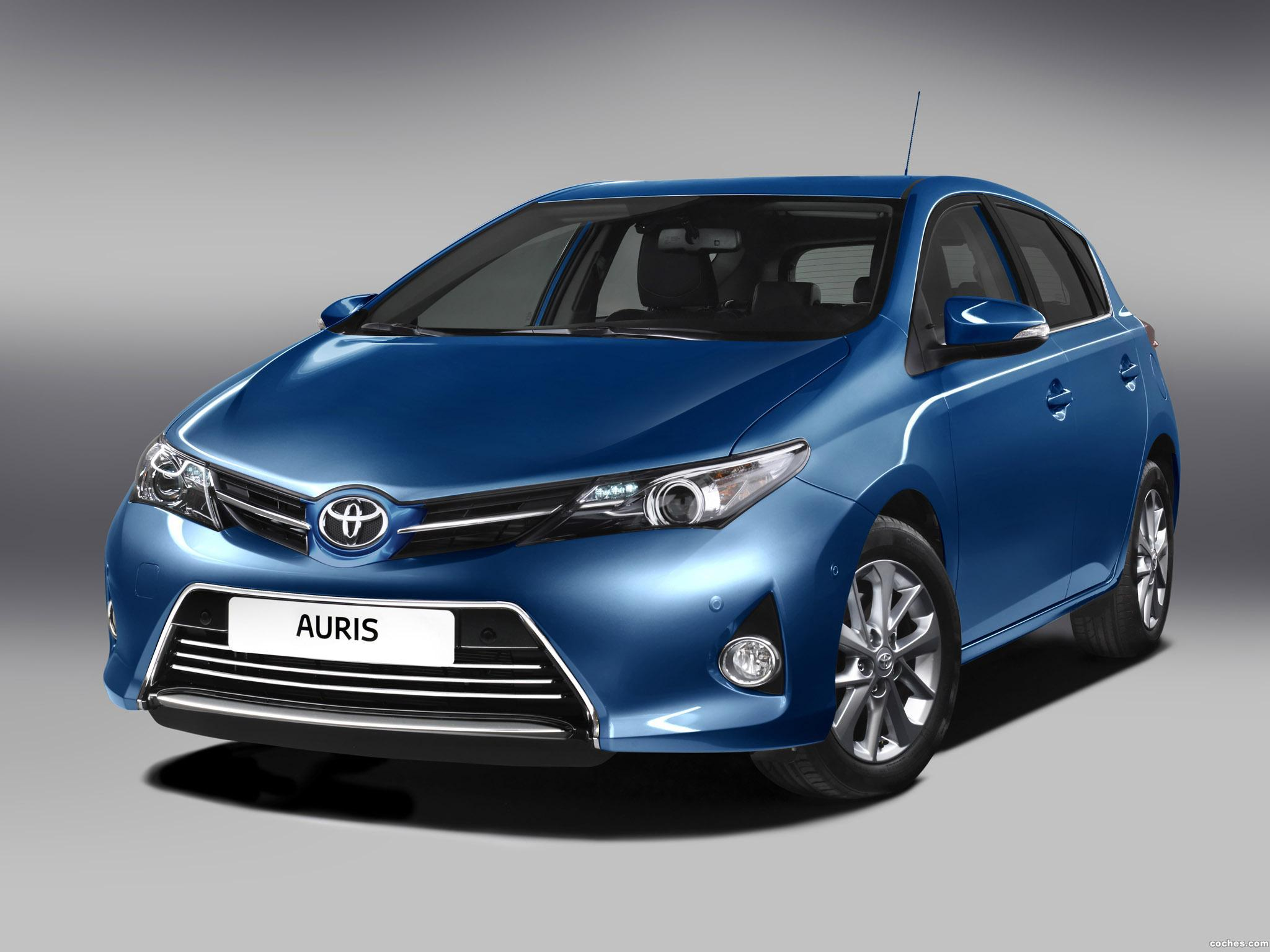 Foto 0 de Toyota Auris 2013