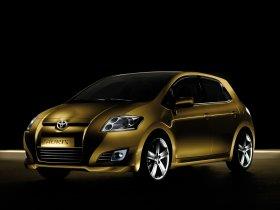 Fotos de Toyota Auris Concept 2006