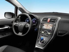 Ver foto 8 de Toyota Auris HSD 2010