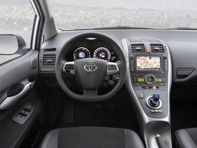 Ver foto 53 de Toyota Auris HSD 2010