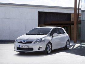 Ver foto 40 de Toyota Auris HSD 2010