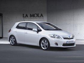 Ver foto 38 de Toyota Auris HSD 2010
