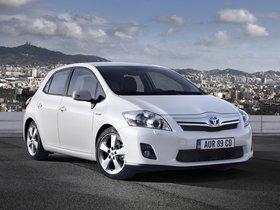 Ver foto 35 de Toyota Auris HSD 2010