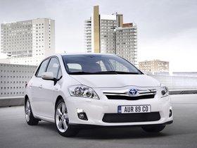 Ver foto 34 de Toyota Auris HSD 2010