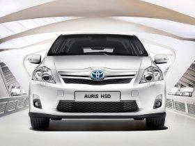 Ver foto 6 de Toyota Auris HSD 2010