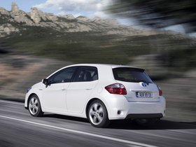 Ver foto 31 de Toyota Auris HSD 2010
