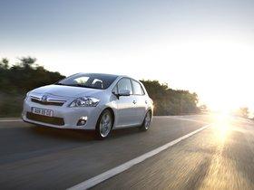 Ver foto 26 de Toyota Auris HSD 2010
