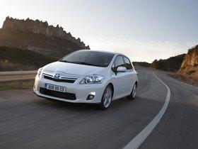 Ver foto 25 de Toyota Auris HSD 2010