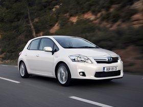 Ver foto 24 de Toyota Auris HSD 2010