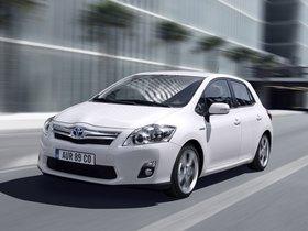 Ver foto 20 de Toyota Auris HSD 2010