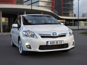 Ver foto 19 de Toyota Auris HSD 2010