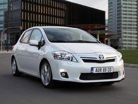 Ver foto 18 de Toyota Auris HSD 2010