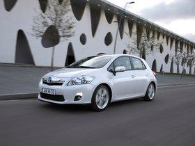 Ver foto 17 de Toyota Auris HSD 2010
