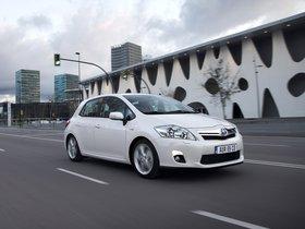 Ver foto 16 de Toyota Auris HSD 2010