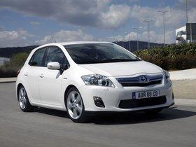 Ver foto 15 de Toyota Auris HSD 2010