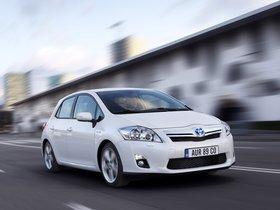 Ver foto 12 de Toyota Auris HSD 2010