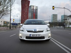 Ver foto 11 de Toyota Auris HSD 2010