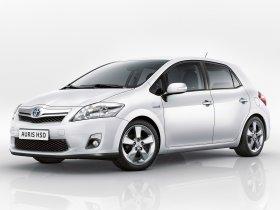 Ver foto 2 de Toyota Auris HSD 2010