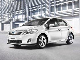 Ver foto 1 de Toyota Auris HSD 2010