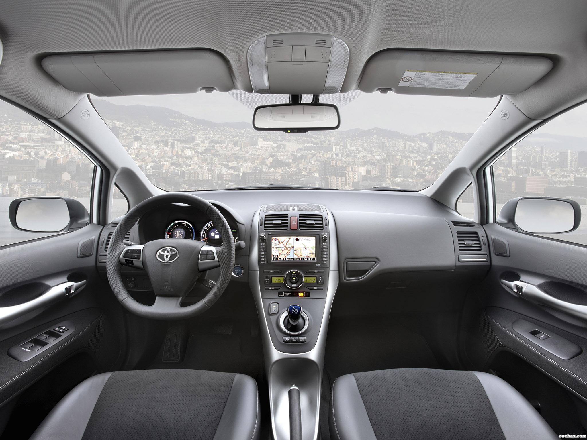 Foto 51 de Toyota Auris HSD 2010