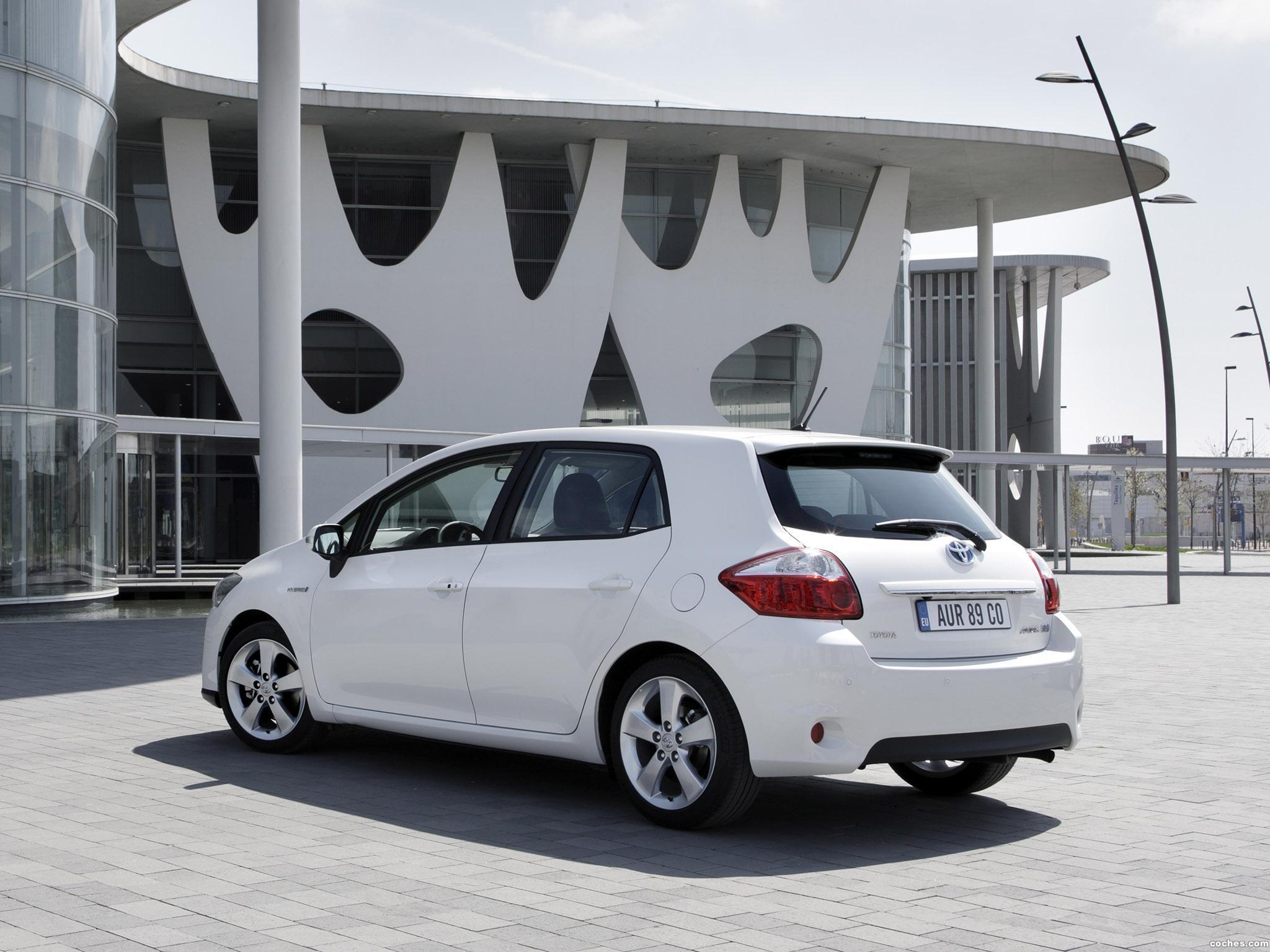 Foto 47 de Toyota Auris HSD 2010