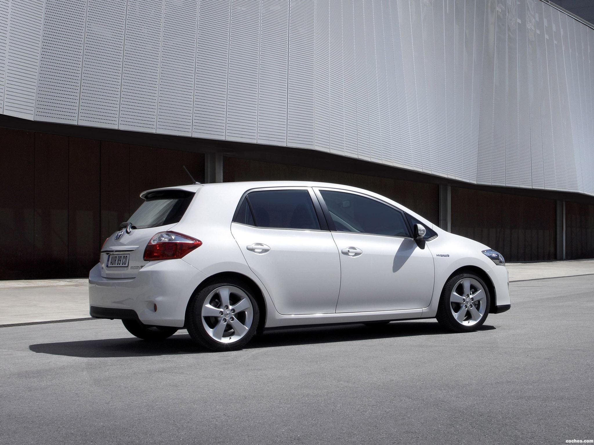 Foto 46 de Toyota Auris HSD 2010
