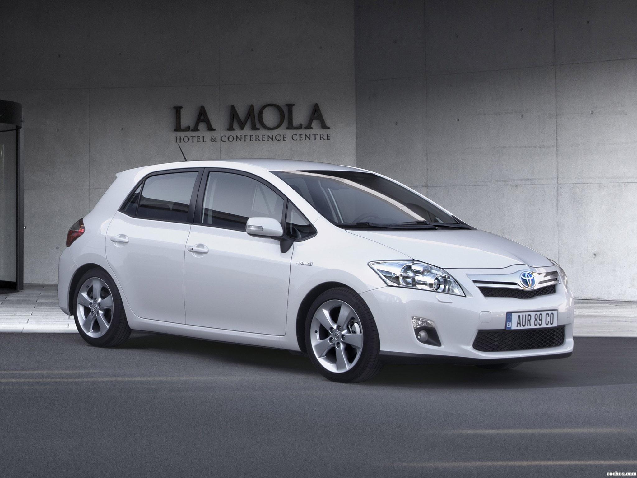 Foto 37 de Toyota Auris HSD 2010