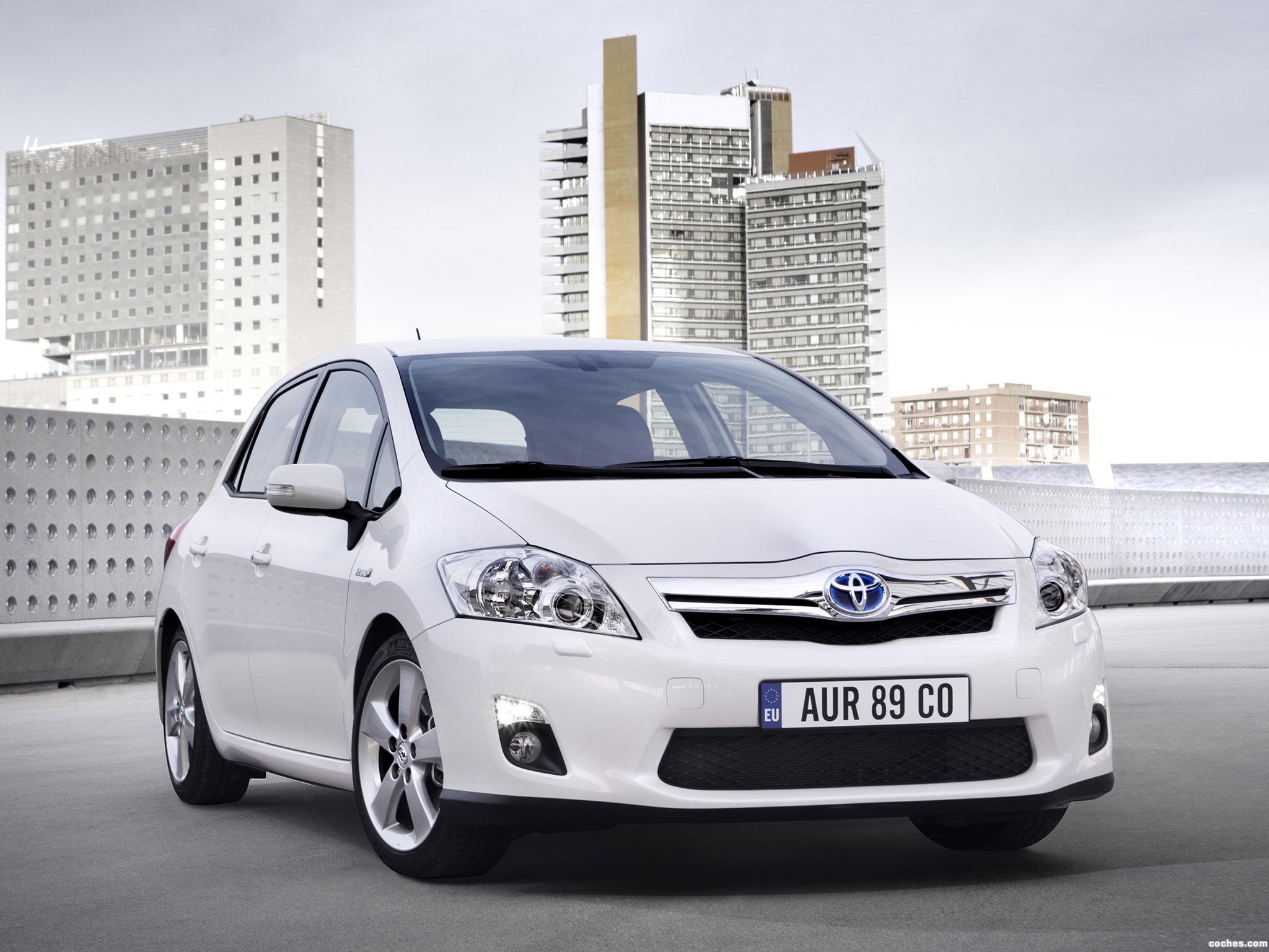 Foto 33 de Toyota Auris HSD 2010