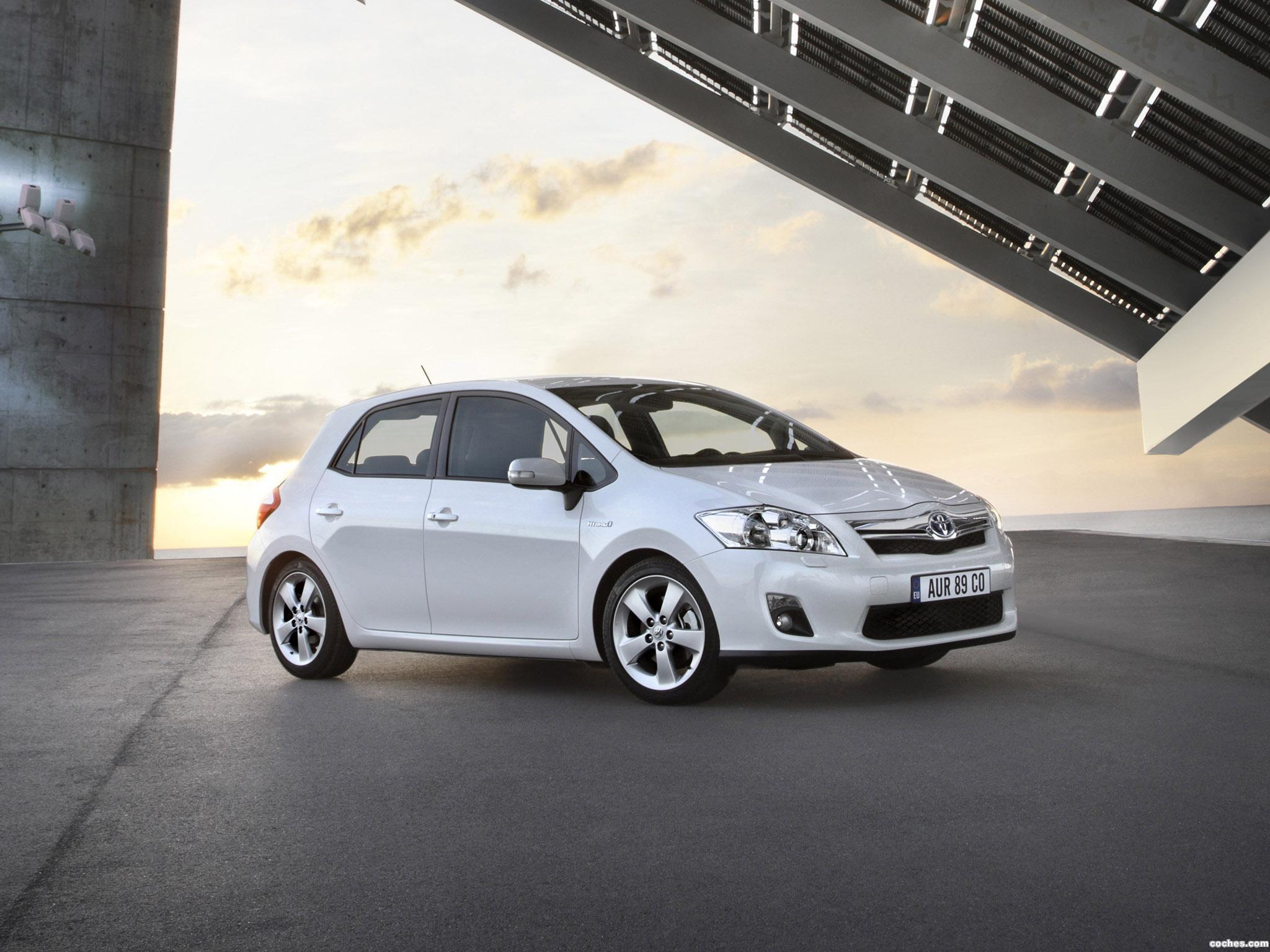 Foto 31 de Toyota Auris HSD 2010