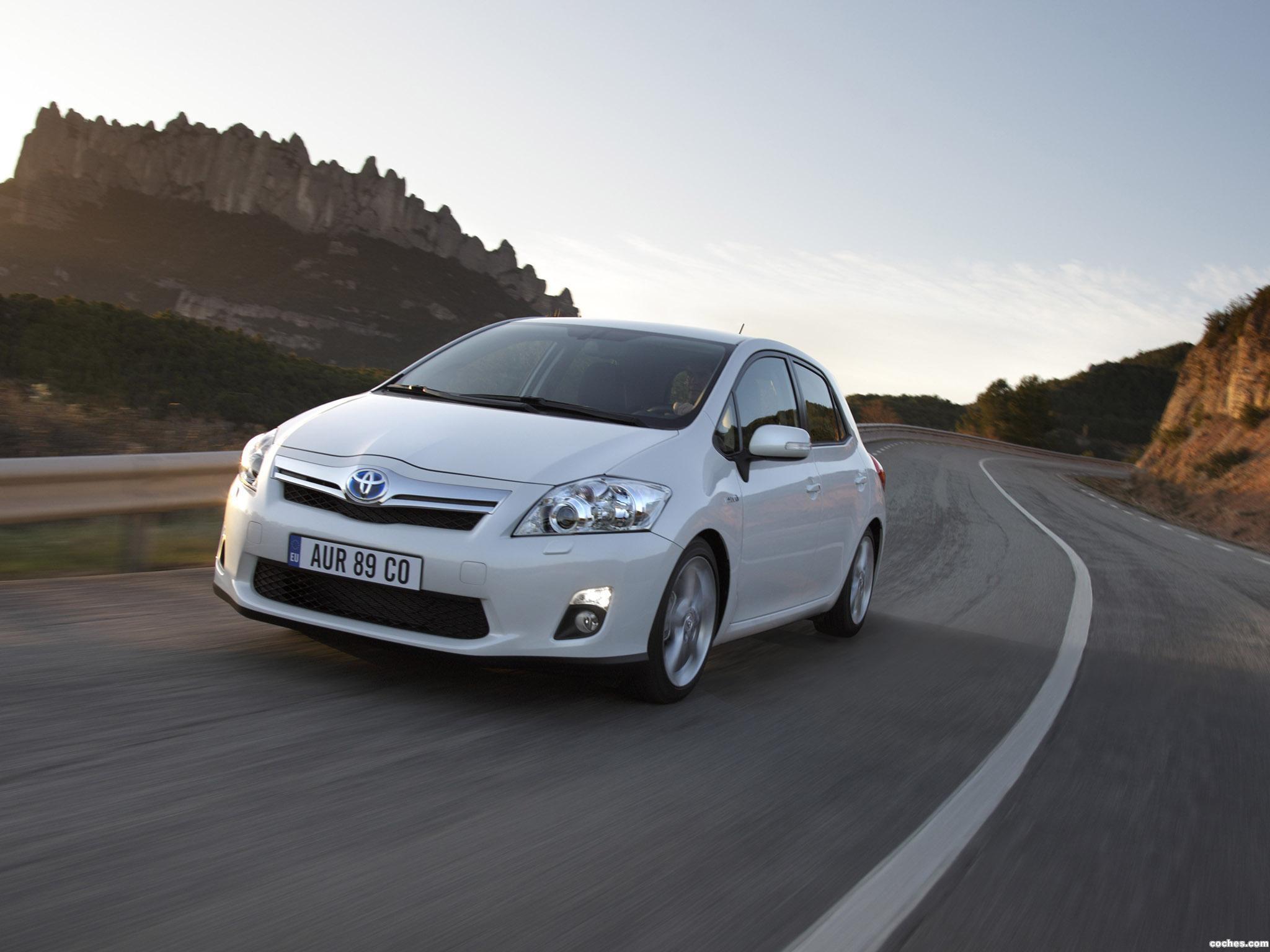 Foto 24 de Toyota Auris HSD 2010