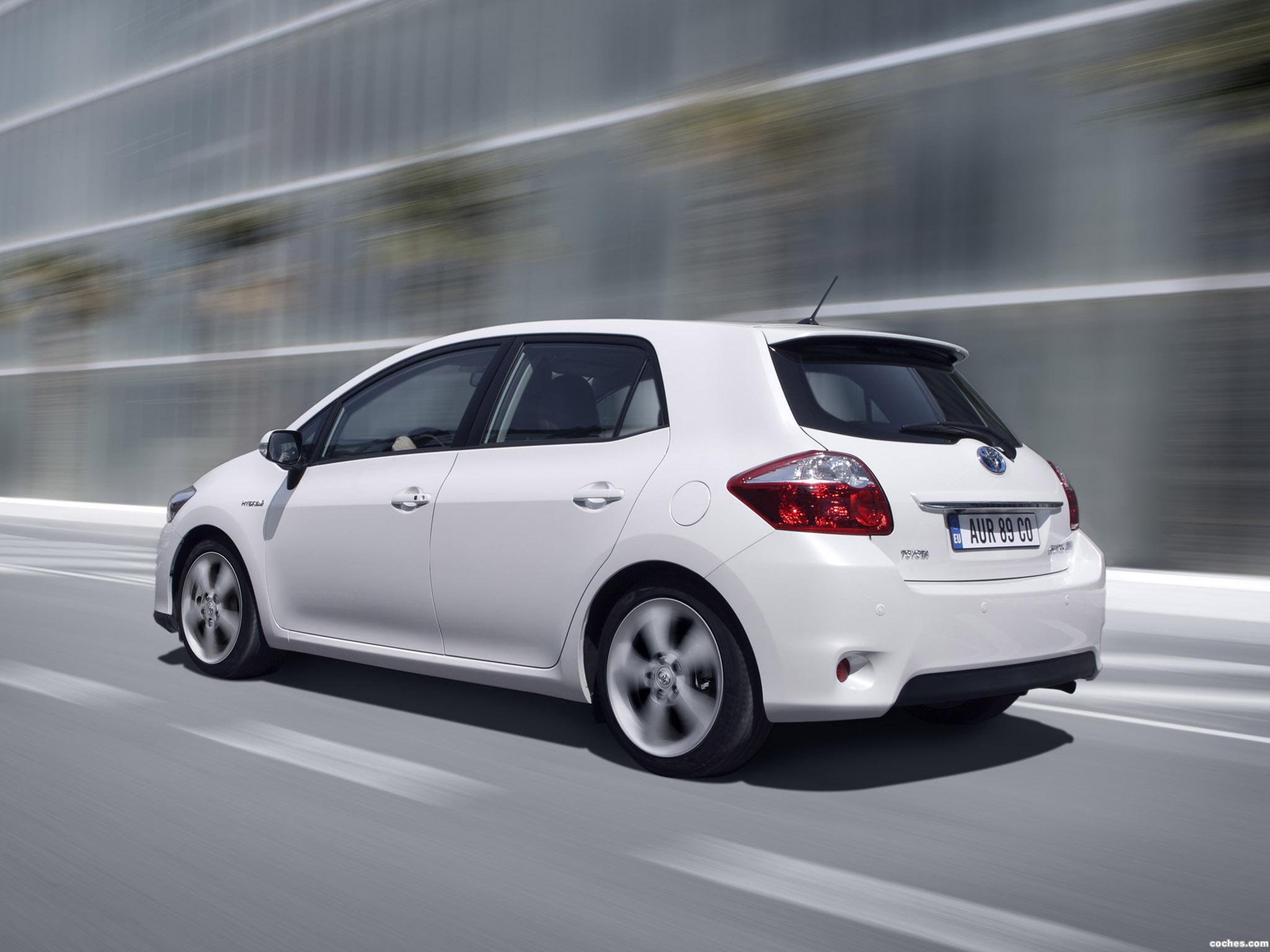 Foto 20 de Toyota Auris HSD 2010
