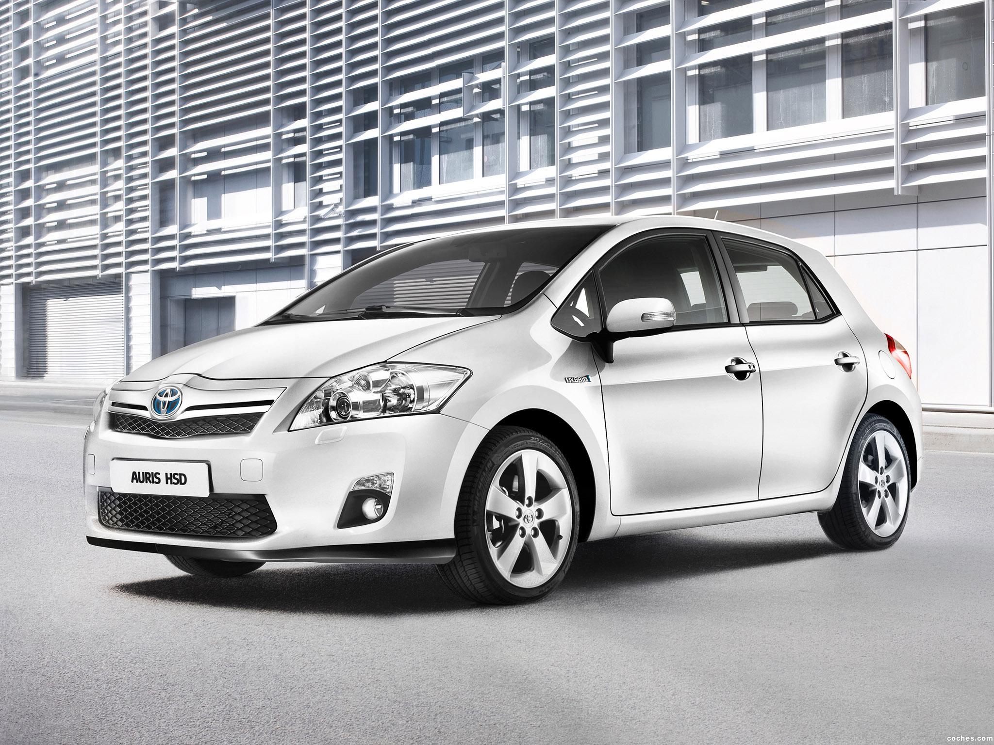 Foto 0 de Toyota Auris HSD 2010