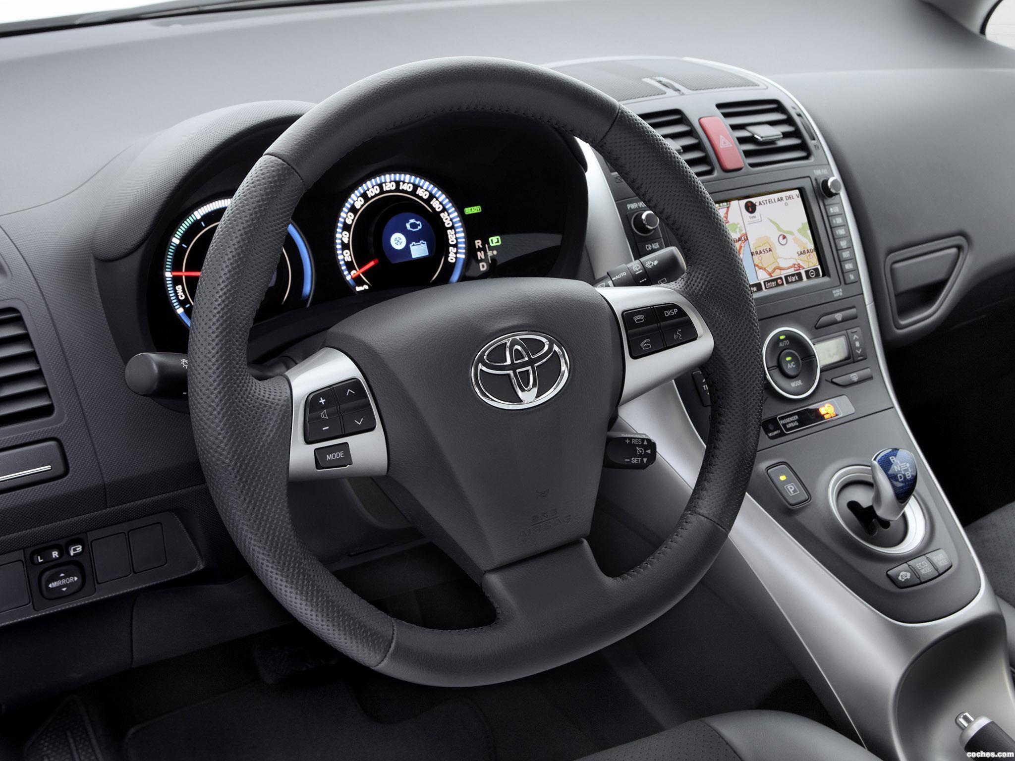 Foto 53 de Toyota Auris HSD 2010