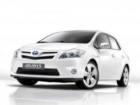 Fotos de Toyota Auris HSD Full Hybrid Concept 2009