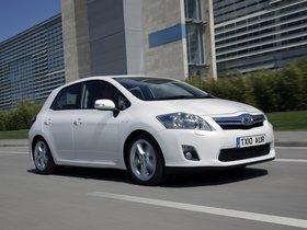 Ver foto 13 de Toyota Auris HSD UK 2010
