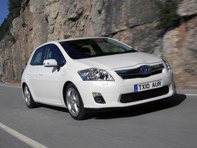 Ver foto 4 de Toyota Auris HSD UK 2010