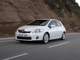 Ver foto 3 de Toyota Auris HSD UK 2010