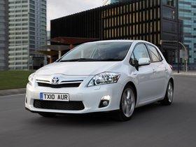 Fotos de Toyota Auris HSD UK 2010