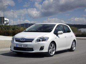 Ver foto 12 de Toyota Auris HSD UK 2010