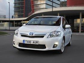 Ver foto 11 de Toyota Auris HSD UK 2010