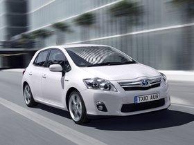 Ver foto 10 de Toyota Auris HSD UK 2010
