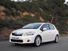 Ver foto 8 de Toyota Auris HSD UK 2010